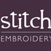 Logo Design Stitches by Swyce